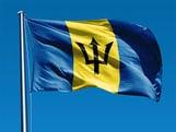 Barbados Flag - History