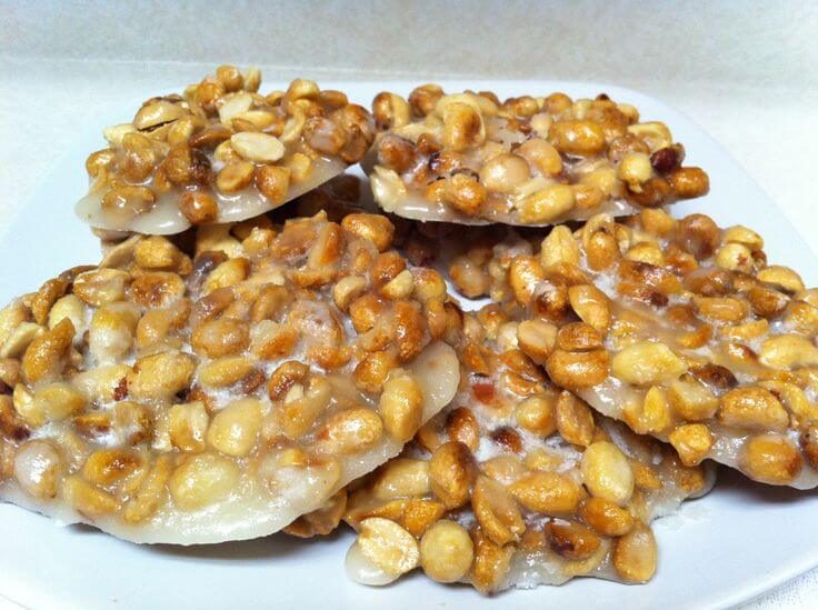 Barbados Nut Cake