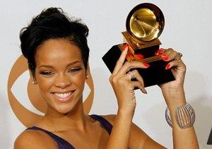 Rihanna First Grammy