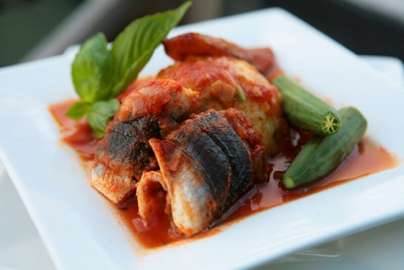 Barbados Recipes: Cou Cou & Flying Fish