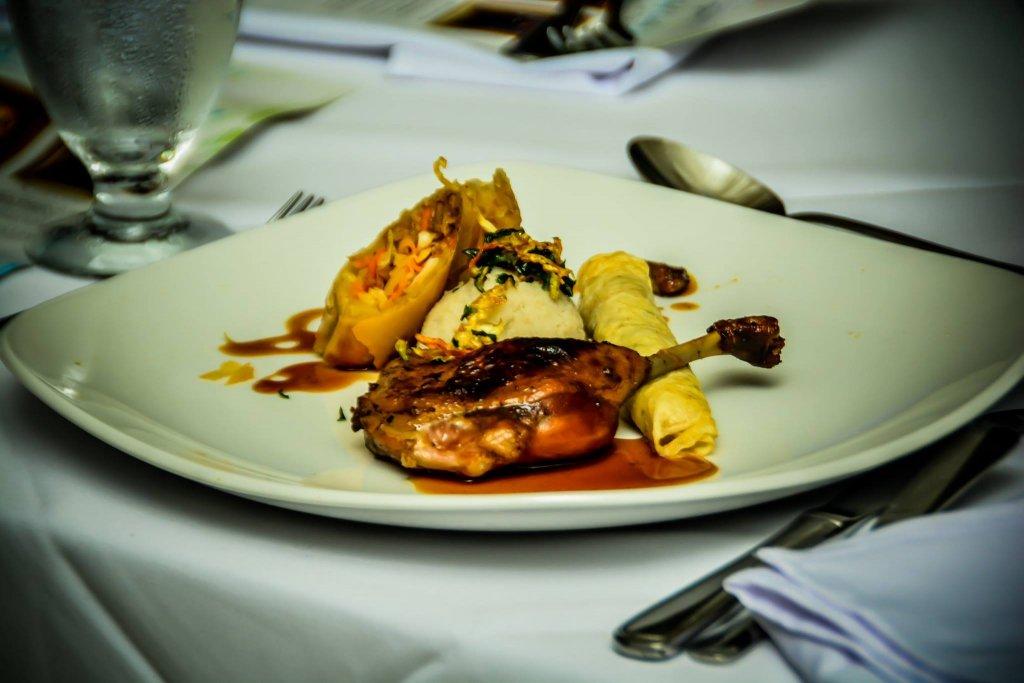 Review: Barbados Food & Wine and Rum Festival's Gourmet Safari at The Crane