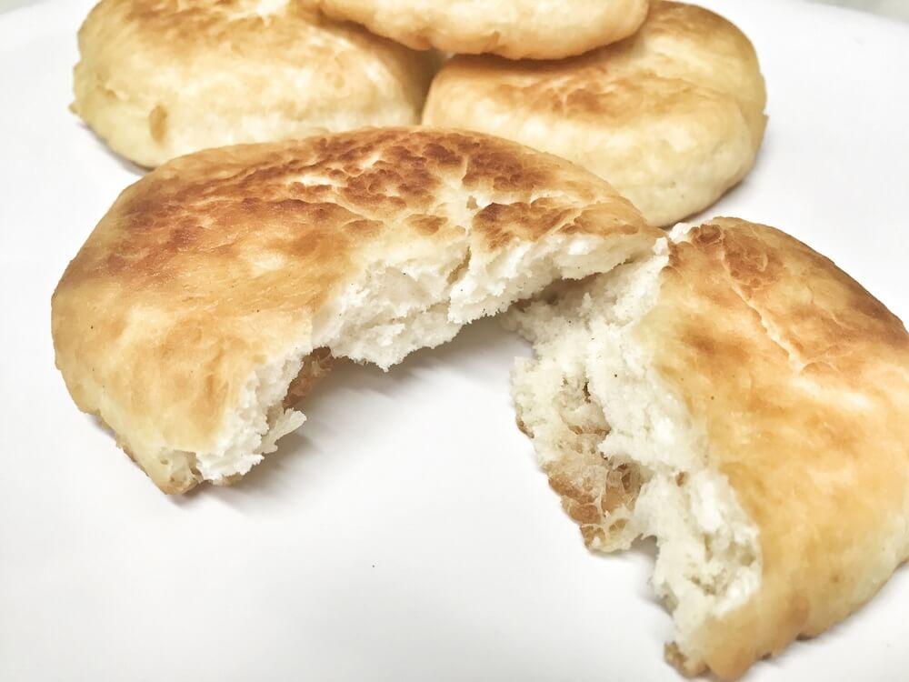 Bajan Fried Bakes Recipe